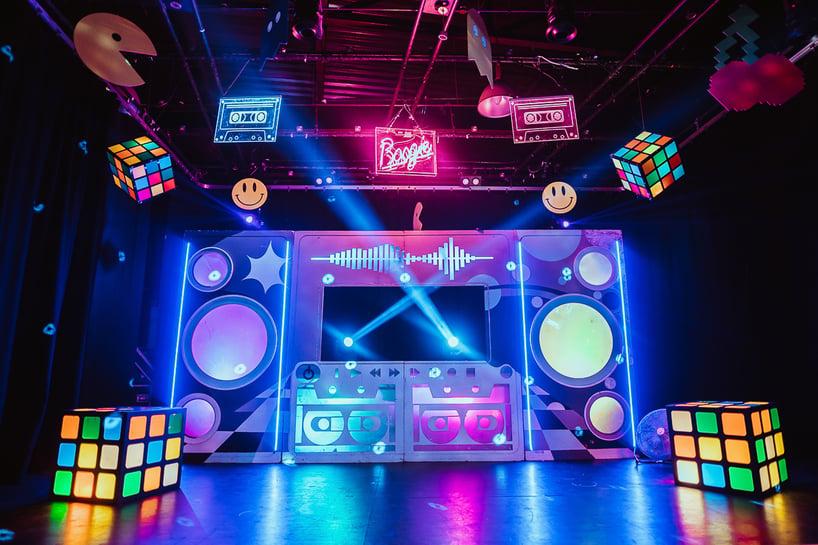 1-Retro Neon Disco- Visual Architects - web upload-January 23, 2019